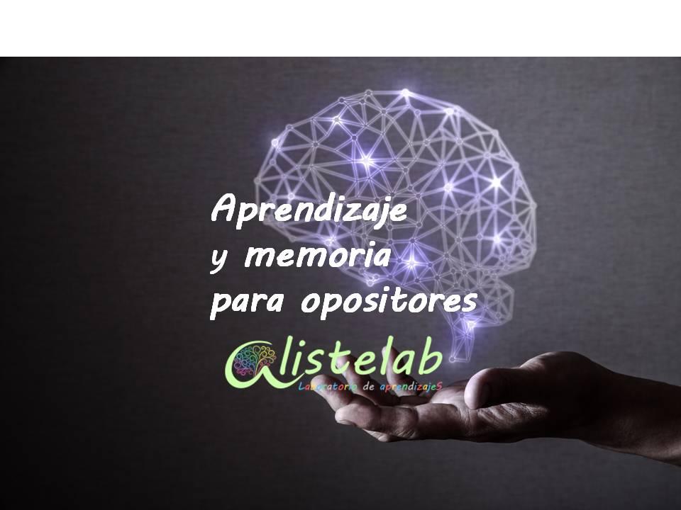 Mejorar la memoria oposiciones